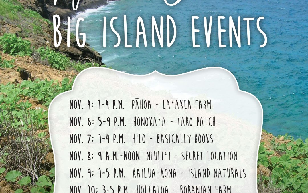 BIG ISLAND :: One Wild Food Every Day Tour Events