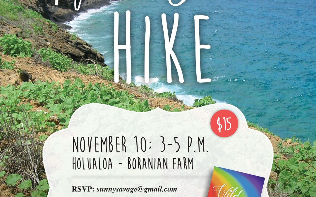 BIG ISLAND :: Boranian Farm Wild Food Hike