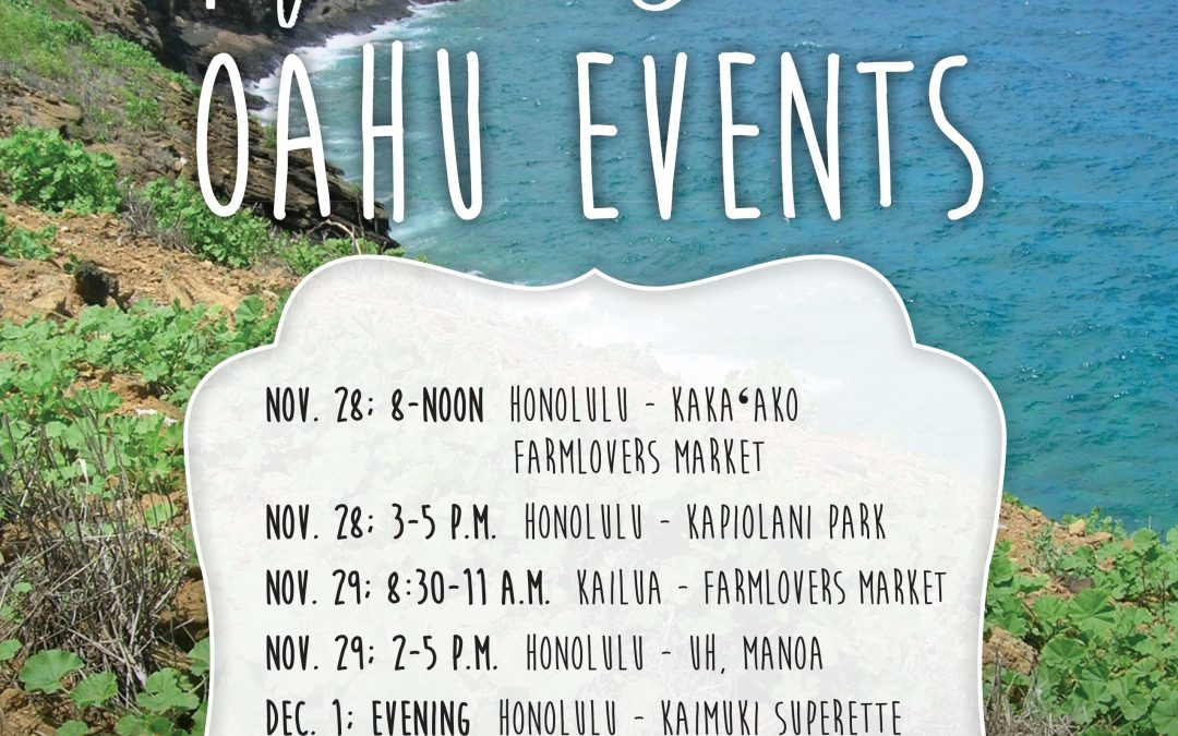 OAHU :: One Wild Food Every Day Tour