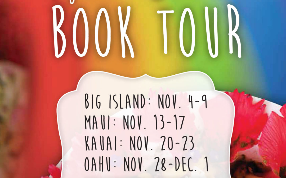 PRESS RELEASE :: Wild Food Plants of Hawaii Book Tour